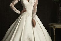 Awesome dresses / Romantic/ chic / Gala / wedding gowns