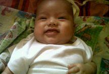 My Lovely Nephew / born on 11th April 2014