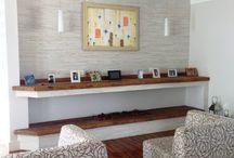 Pedra São Tomé / Essa pedra é considerada um dos principais revestimentos utilizados na decoração de projetos arquitetônicos, tanto em espaços internos quanto externos, se inspire!