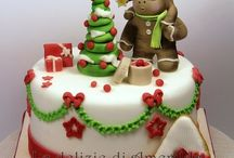 Magic of Christmas Cakes