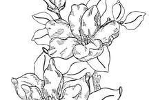 Bloemen Stempels