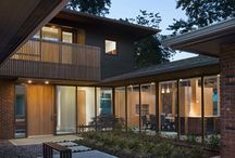 "Randall Mars, AIA / Whether developing a transitional home or a modern structure, Randall Mars focuses on creating architecture that celebrates space and light. ""Our goal is to design spaces that enrich and excite the people who are using them,"" he says. 