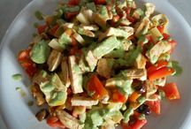 insalate pollo