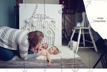 Newborn shoot: what goes on behind the scenes