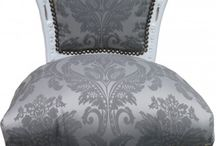 Baroque Chairs / Sitting like a King!