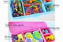 Travel boxes for kids