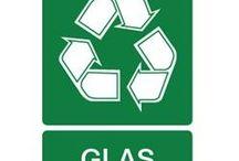 Recycling / Alle soorten en maten pictogrammen in de categorie 'Recycling' www.veiligwinkel.nl/pictogrammen/recycling