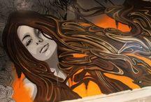 Cafe Street Art