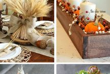 Fall decors