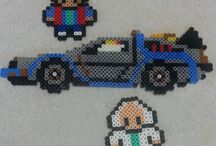 z - pixel art - Back To The Future