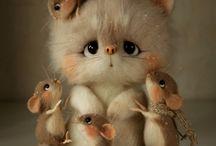 animalute pufoase