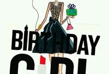 it's my birthey day