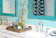 ~Bathroom Envy~ / by Jennifer Green