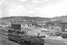 Eisenbahn - Railroad - Chemin Fer / by Pol Sandeman