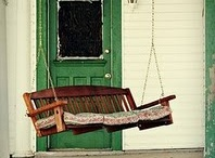 Swinging on the Porch/Front Porches