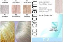 haarkleur/verzorgingsproducten