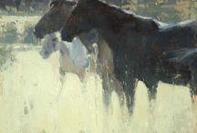 Michael Workman / Painter