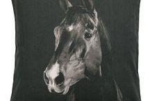 Horse \ / by JUURI Art