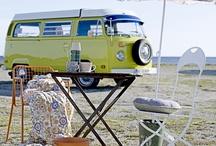 ♥ De mooiste kampeerplekjes / De mooiste plekjes om je VW Camper neer te zetten
