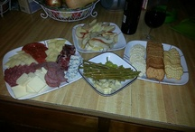 Dinner is served...at MY house