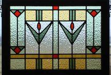 Stain glass windows / by Gene-Miriam Pankratz