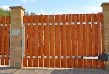 brány,garážová vrata, dveře