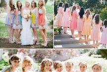 Matrimoni in tinta colori pastello