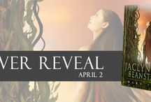 Cover Reveal for Jaclyn and the Beanstalk by Mary Ting