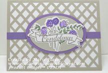 CTMH Sympathy cards