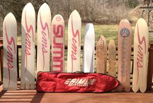 Vintage SIMS Snowboards / Skateboards / SIMS Snowboards / Skateboards www.simssnowboards.nl www.Boardstock.nl