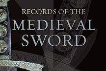 Books About Swords / Books about swords that I have read and use as references for my illustrations.