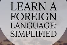 Foreign Language Learning / Resources and methods for learning a foreign language-many of them free!