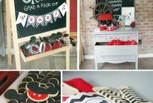 Steamboat Willie party