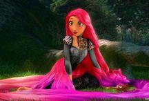 princesas punk!
