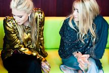 style | icons / My style icons in the fashion world. Pretty much OP + the Olsen twins. / by Mae
