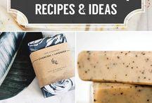 Skincare/Soap recipes etc