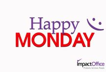 Monday Morning Survival Tips / Bad Monday? Get through it with ImpactOffice and these tips.