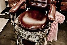 Кресла парикмахера