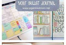 BULLET JOURNAL - Primeros pasos