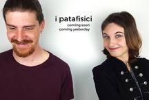 Instagram i patafisici arriveranno... ieri.  #paradosso #patafisica #comingsoon