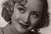 1934 hair and make-up