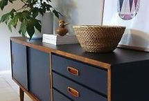 Sideboard upcycling