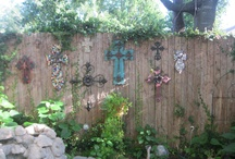 Rustic Garden 4 / More ideas for a rustic, country garden and yard / by Carol Boyd