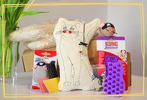 boxy Kot w worku / Produkty, jakie znalazły się w kotoworkowych boxach niespodziankach :)