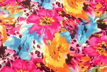 Summer Dress Fabrics / by Prestige Fashion UK Ltd