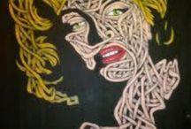 OTTO SCHADE (OSCH) / Kunstwerke von Street Art Künstler Otto Schade