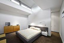 Slaap- en kastenkamer