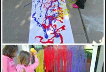 Childrens drawing & painting