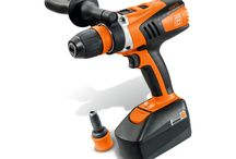 FEIN Cordless Drills / Screwdriving and drilling –perfectly combined in one tool.  The new FEIN cordless drill/drivers – extremely powerful!  Embodying more than 115 years of expertise.