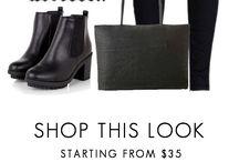 Katherine Pierce Outfits